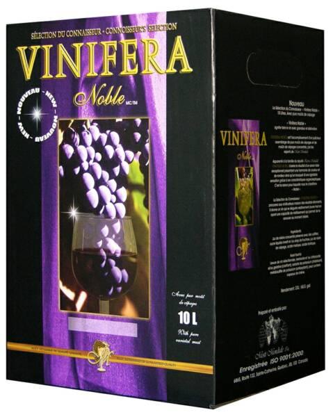 vinifera box
