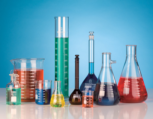 Laboratory Equipment - Glassware