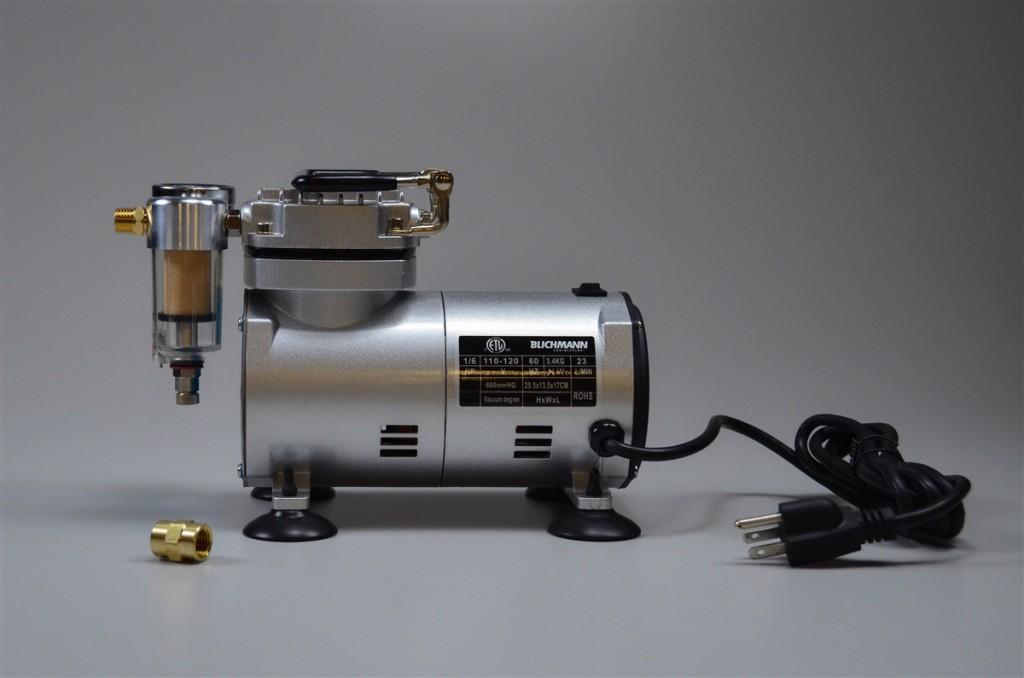 Pump - vacuum (blichmann)