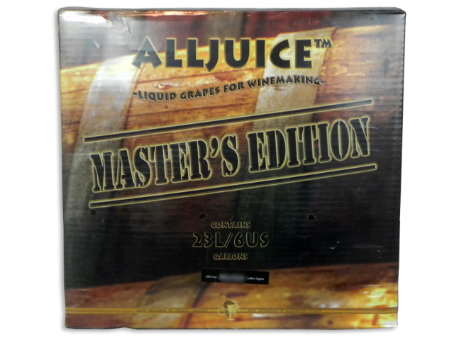Wine Kit - All Juice Masters